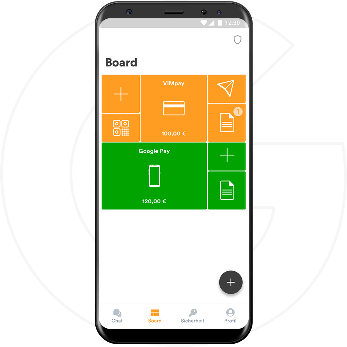 VIMpay Board Android